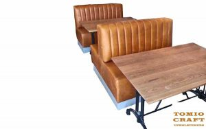 Restaurant Bench Seat Manufacturing