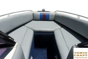 Boat Seat Upholstery
