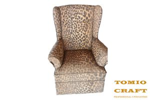 Customised Wingback Chairs
