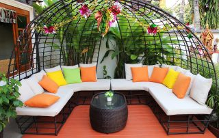 Upholstered Patio Cushions For Your Outdoor Furniture